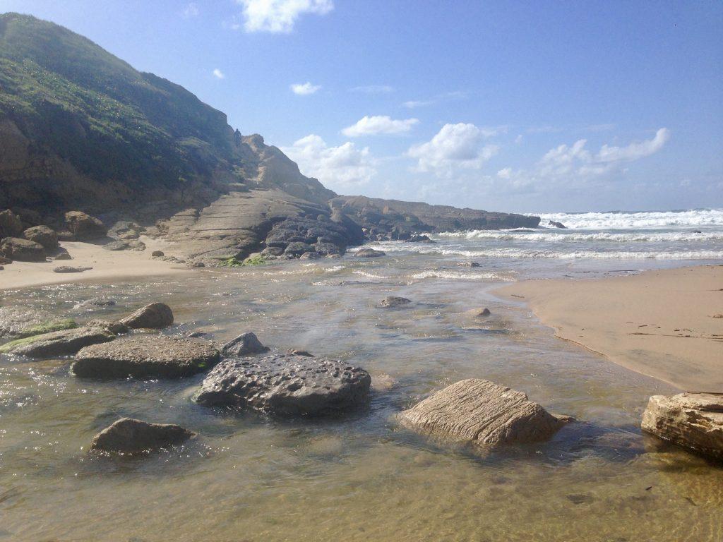 A beach near my home.
