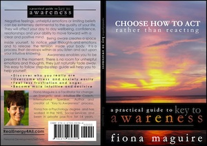 Key to Awareness manual, Fiona Maguire, Real Energy 4 All